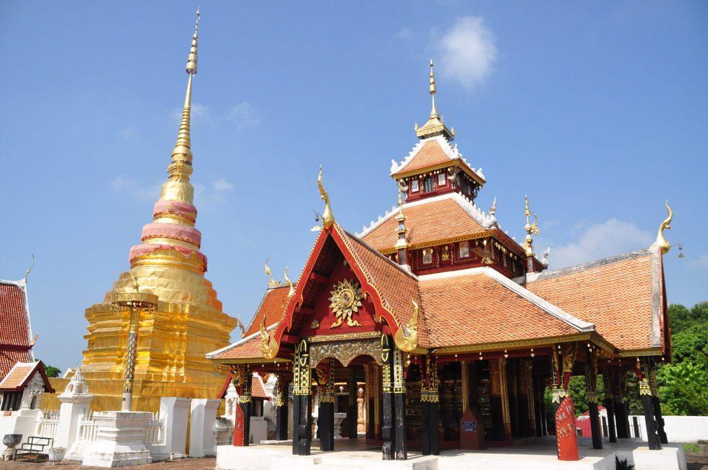 Lampang Tours Wat Pong Sanuk
