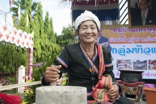 Lamphun lamyai festival