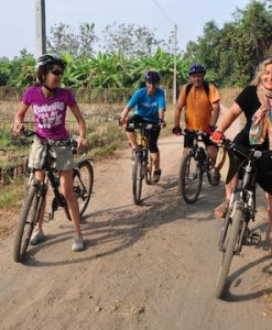 Chiang Mai Cycling tours Karen Trekking and Cycling adventure