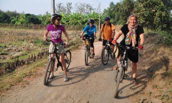 Chiang Mai Cycling tours Karen Trekking and Cycling adventure
