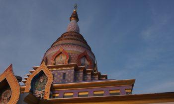 Chiang Rai tours Wat Thaton