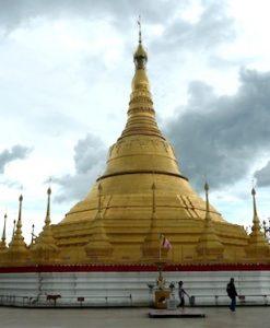 Copy of Shwedagon Pagoda Golden Triangle Myanmar tour