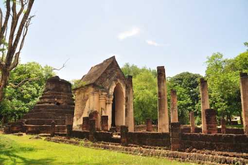 Sukhothai World Heritage tour