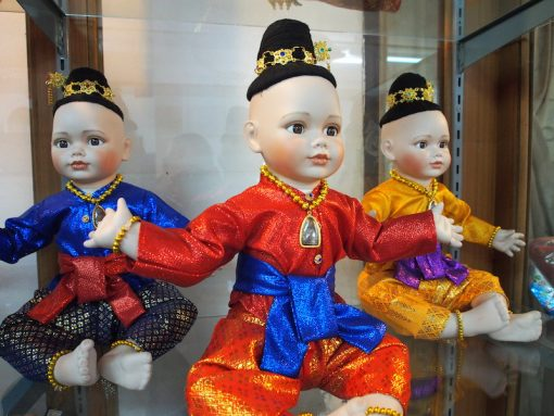Doll Museum Lamphun Cultural Tour