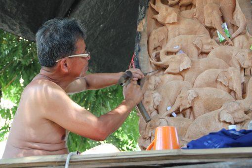 Ban Jang Nak Chiang Mai Elephant Tour