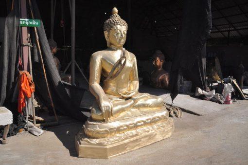 Chiang Mai Artisan and Handicraft tour bronze