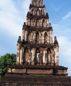 Wat Kukut Lamphun Cultural Tour