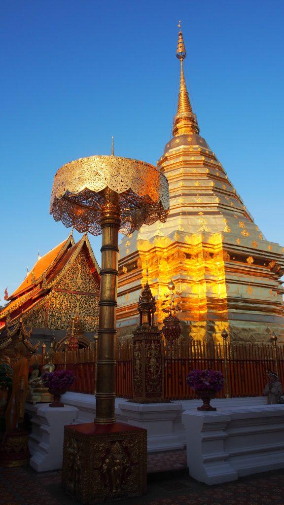 Picture of Wat Doi Suthep Chiang Mai Loy Krathong Classic Tour