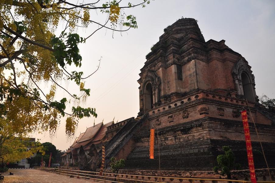 Large Buddhist Stupa