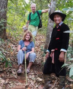 Doi Suthep day trekking