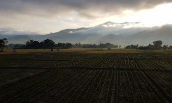 Wonderful sunrise Mae Sariang