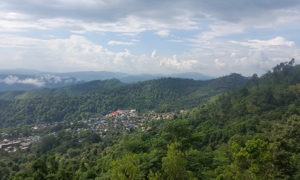 Doi Wawee Panorama