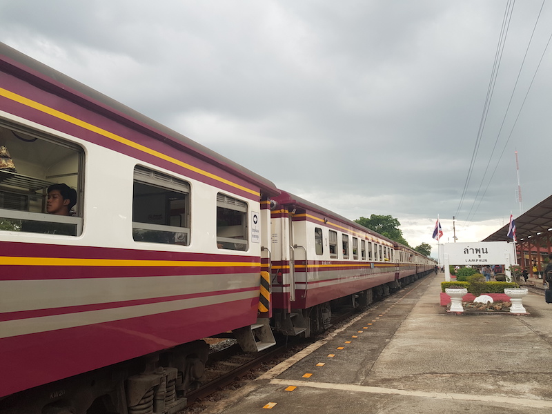 Railway Journeys